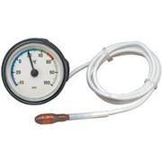 Манометрические термометры фото