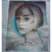 Вышивка портретов фото