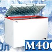 Морозильный ларь (сундук) с глухой крышкой Juka M400Z фото