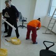 Уборка, чистка домов фотография
