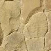 Песчаник рельефный желтый Фонтанка фото