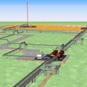 Создание 3D-моделей месторождений фото