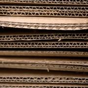 Утилизация картона и других отходов упаковки фото