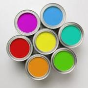 Эмаль универсальная (бордо, серый, светло-серый, синий, хаки, черный) 10 кг фото