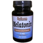 Мелатонин Optimum Nutrition - Melatonin. фото