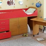 Детская кровать Мини-5 арт. 15.7.005 фото