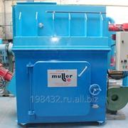Пиролизные инсинераторы модели С.Р. производительностью от 10 до 150 кг/ч фото