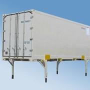 Рефрижераторный контейнер 20-футовые фото
