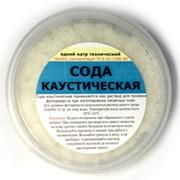 Сода каустическая марки ТР фото