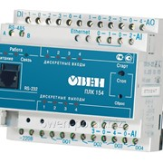 Программируемый логический контроллер Овен ПЛК154-220.А-М фото
