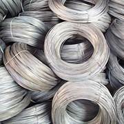 Проволока стальная нержавеющая-12Х18Н10Т кр.0,5 фото