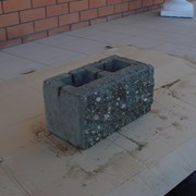 Блок колотый с крошкой фото