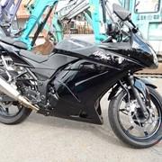 Мотоцикл спортбайк No. B3745 Kawasaki NINJA 250R фото
