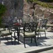Мебель из металла BELGRAVIA фото