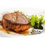 Доставка горячих блюд - Стейк из говядины фото