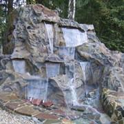 Ремонт декоративных фонтанов фото