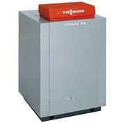Газовый котел Vitogas 100-F 48 kW с атмосферной горелкой и системой Vitotronic 100 KС4B GS1D878 фото