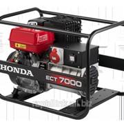 Generator Honda ECT7000 фото