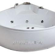 Ванна акриловая с гидромассажем Iris TLP-651 фото
