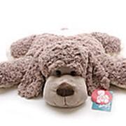 101013D Собака Фред,лежит 50*60см (Magic Bear Toys) фото
