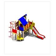 Детский игровой комплекс Н г.=1,2 (5114) фото