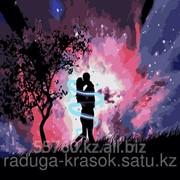 Картина по номерам АУРА ЛЮБВИ фото
