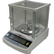 Весы MOS VES 313 диапазон :310 г точность 0,001 г / 0,005 ct фото