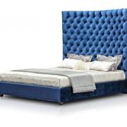 Кровать Лаура Базовый размер: 229 x 206 h 187 см. фото