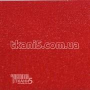 Ткань Тафта подкладочная (красный) 3469 фото