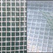 Пленка полиэтиленовая армированная 200 мкр фото