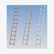 Лестница для крыш 14 ступеней деревянная KRAUSЕ 804433 фото