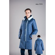 Пальто женское зимнее фото