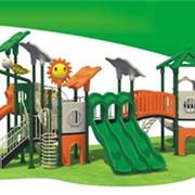 Площадки детские Волшебный лес фото