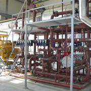 Блоки утилизации вторичной теплоты (БУТ) дизельных и газопоршневых электрогенераторов (тепловые блоки когенерационных установок) фото