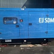 Генератор SDMO 30,50,80,100,150 кВт фото