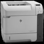 Принтер HP LaserJet Ent 600 M601dn (А4) фото