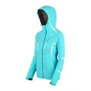 Женская куртка для лыж или сноуборда. Современная многофункциональная конструкция фото