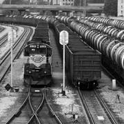 Грузовые перевозки ж/д транспортом фото