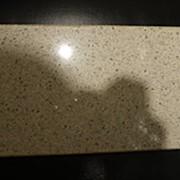 Мрамор HAF-165, Бежевый зеркальным крапинкам, 20мм, 50кг/㎡ фото