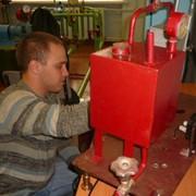 Монтаж теплотехнического и технологического оборудования фото