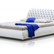 Кровать Сильвия Базовый размер: 248 x 185 h 104 см. фото