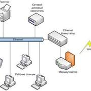 Разработка технического задания для настройки локальных сетей. фото