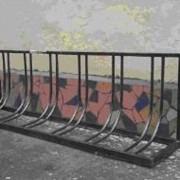 Велопарковка массовая на 10 мест VP- 2-10/1 фото