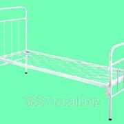 Кровать армейская К.М.А.1-7-1. 1900х700 фото