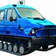 Гусеничный снегоболотоход ГАЗ-3409 «Бобр» представляет собой универсальное транспортное средство для туристических фирм, охотников, рыболовов, частных лиц фото