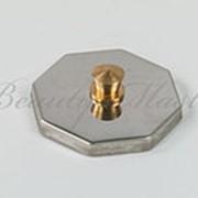 Крышка на стакан для мономера (металлическая) фото