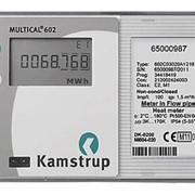 Счетчик тепла Multical 602 Kamstrup фото