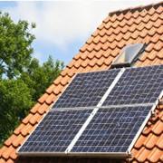 Модули солнечные фотоэлектрические фото