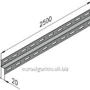 Дистанционная планка к стене и к потолку 600 мм., арт. ДП А35L600S20 фото