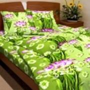 Ткань постельная Бязь 100 гр/м2 150 см Набивная Диамант терракотовый/S234 TDT фото